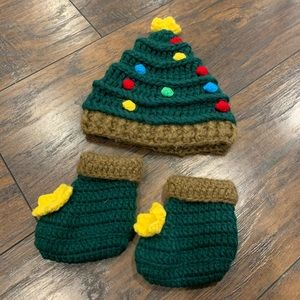 NEWBORN CHRISTMAS BUNDLE